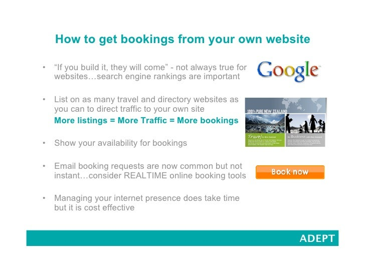 What Online Travel Agencies Does Booking Com Own