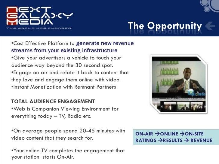 Online Video for tv station websites