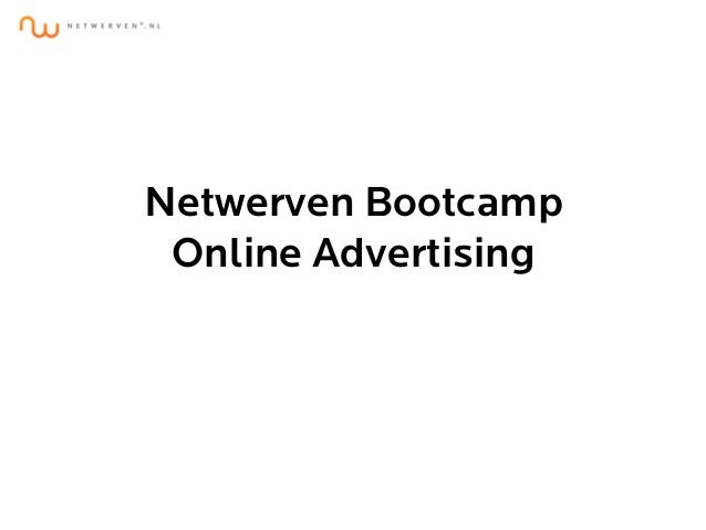 Netwerven Bootcamp Online Advertising