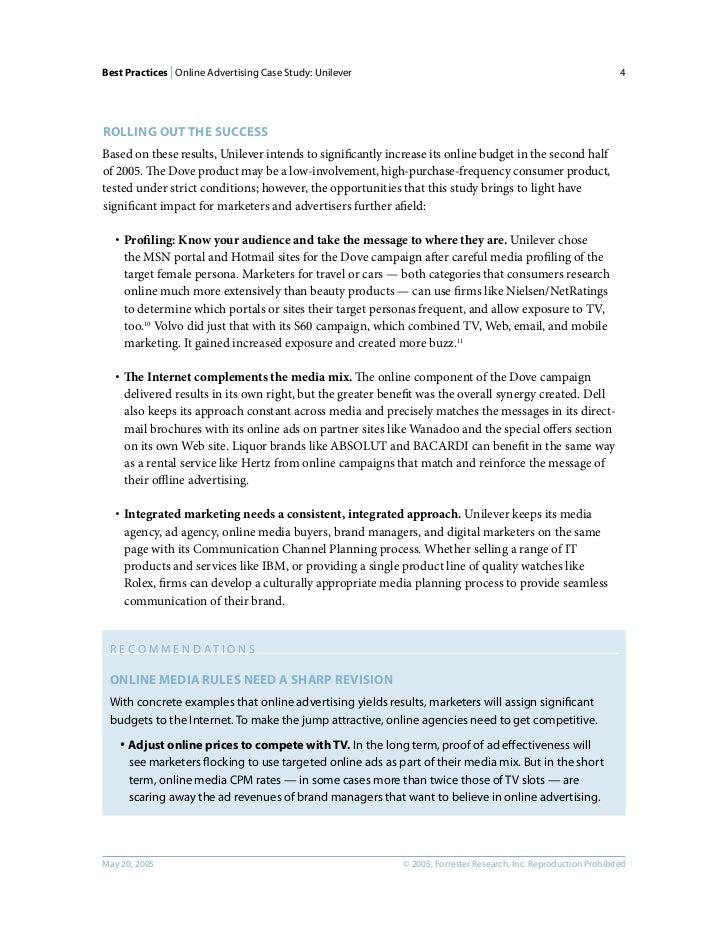 Advertising & Public Relations: Case Studies