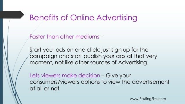 disadvantages of online advertising pdf