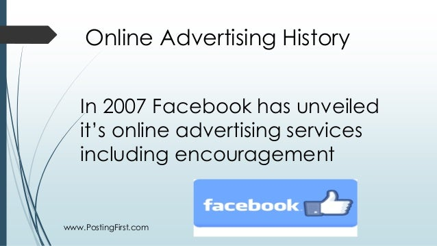 history of online marketing lelong com Read this comprehensive history of the evolution of advertising the history of advertising: create great products so your marketing rings true.