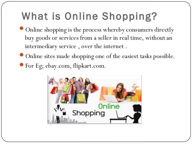 traditional shopping is better than online shopping essay Shoppers still prefer in-store over online shopping even though online shopping may be easier than this year's survey results reveal that the online shop.
