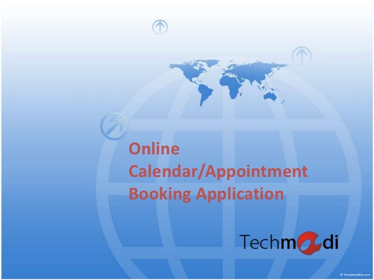 Online appointment bookingpresentation onlinecalendarappointmentbooking application toneelgroepblik Choice Image
