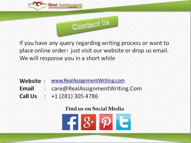 Custom Assignment Writing Services at a Lowest Prices