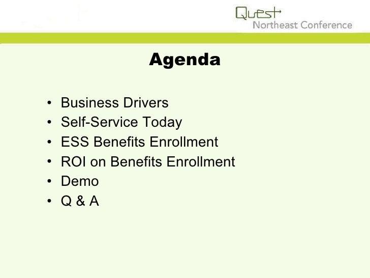 Self Service Benefits Enrollment Slide 2