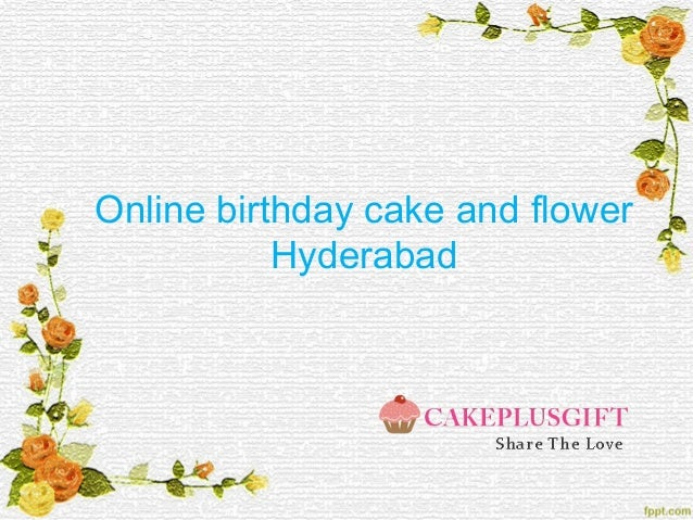 Cakes Delivery Hyderabad Online Birthday Cake And Flower In
