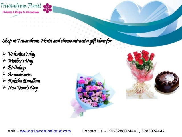 Online Birthday Gifts Trivandrum Shop At Florist And Choose Attractive Gift Ideas For Valentines Day Mothers Visit Us