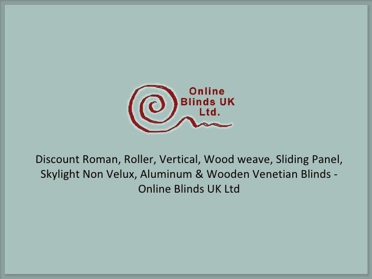 Online Blinds UK Ltd