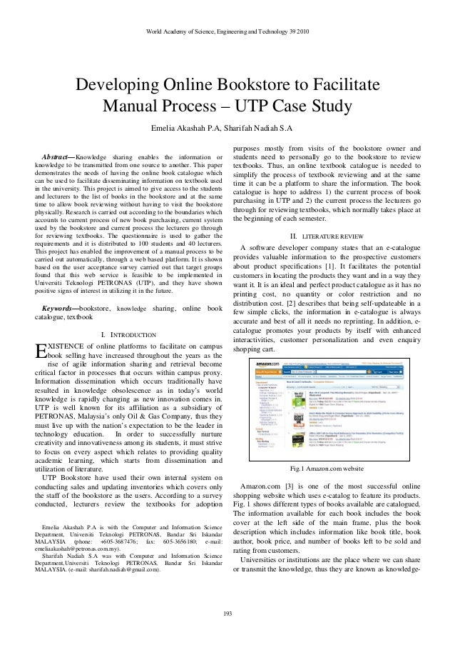 Abstract—Knowledge sharing enables the information orknowledge to be transmitted from one source to another. This paperdem...