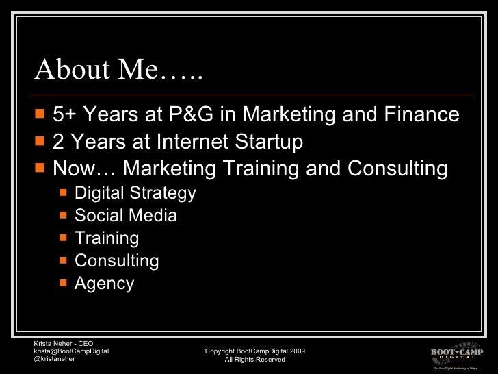 Online Brand Management Pubcon Vegas09 Slide 2