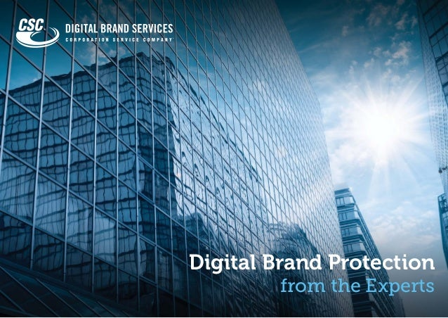 Digital Brand Protection from the Experts
