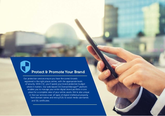 Our protection services ensure you have the correct brands registered in the right places online, with the appropriate lev...