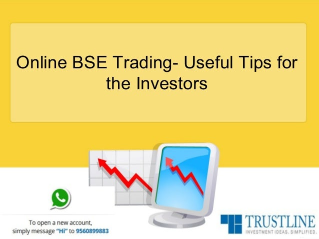 Bse option trading tips