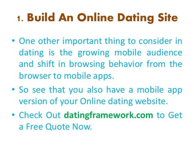 best build dating websites for professionals 2017