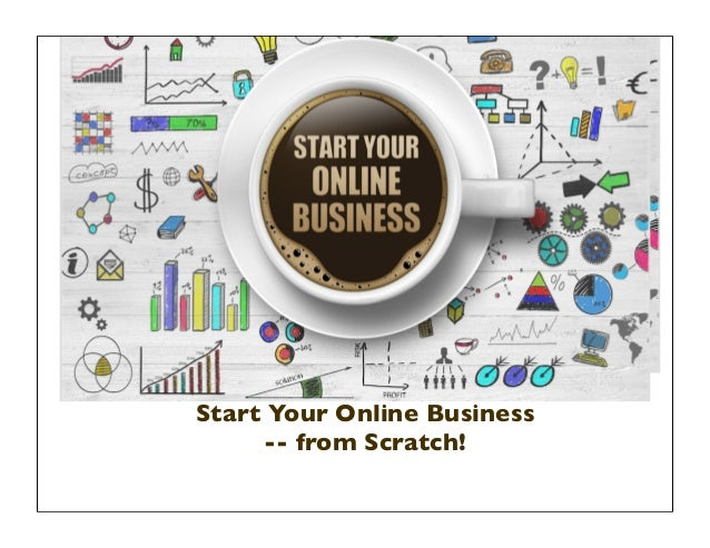 how to start a business from scratch pdf