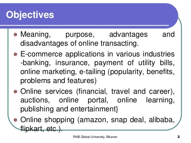 business transactions meaning in