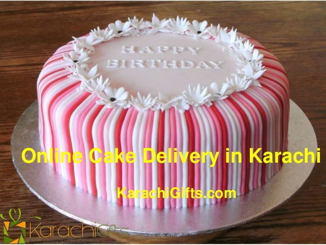 Fantastic Online Cake Delivery In Karachi Funny Birthday Cards Online Hetedamsfinfo