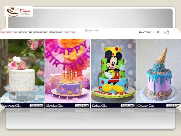 Online Cake Home Delivery By Superbcake