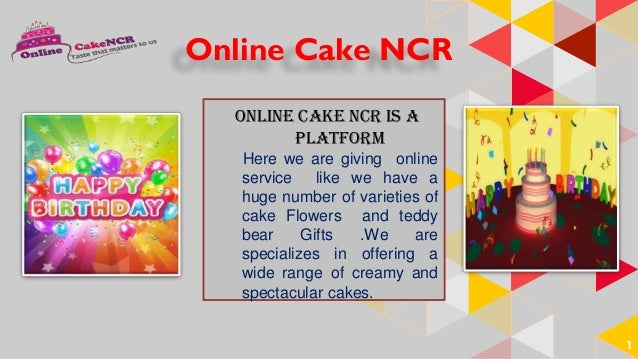 Birthday Cake Delivery In Delhi