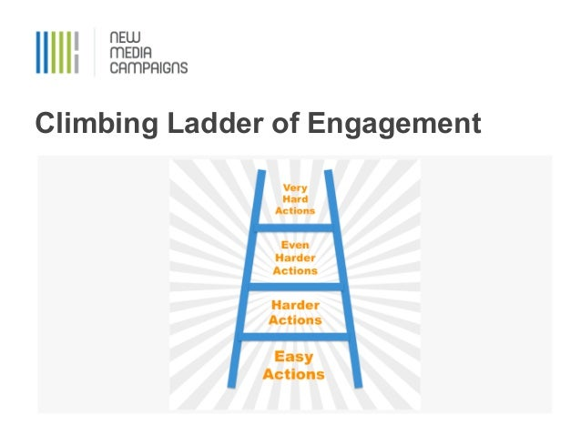 Building Advocates with Your Ladder of Engagement