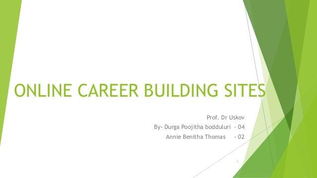 online career building sites prof dr uskov by durga poojitha bodduluri 04 annie