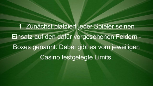 Blackjack Anleitung Download
