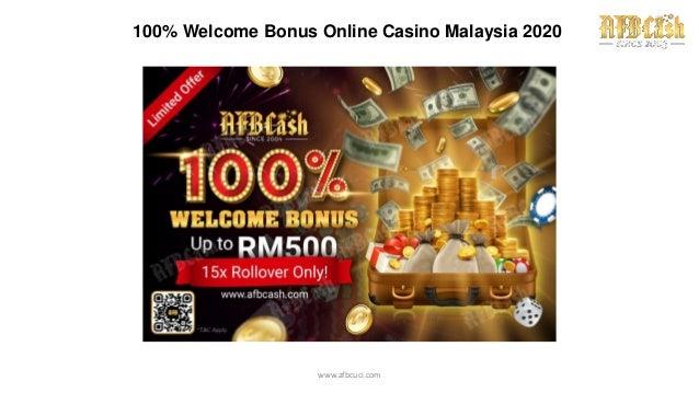 Free Signup Bonus No 1 Deposit Casino Malaysia 2019 - 2020