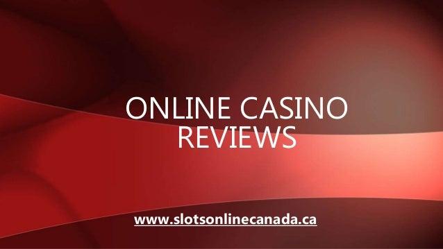 Casino reviews online игры онлайн покер играть