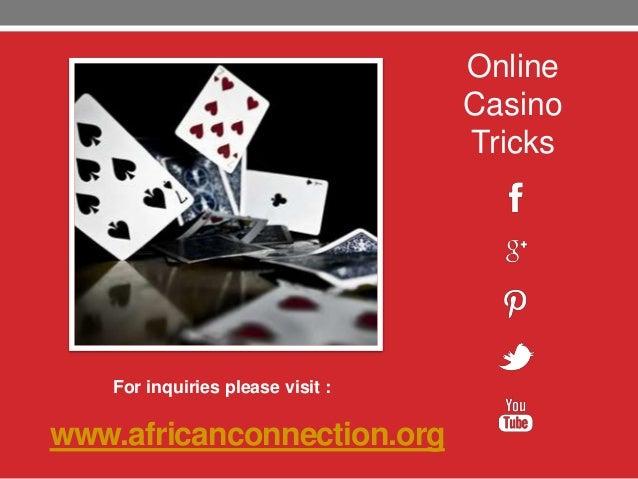 Online Casino Tricks