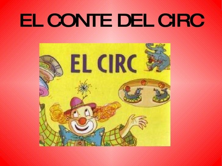 EL CONTE DEL CIRC