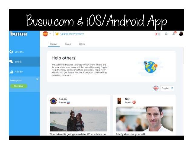 Busuu.com & iOS/Android App