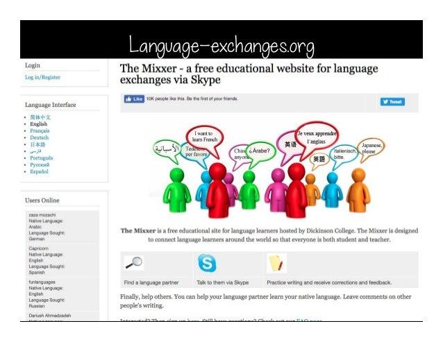 Language-exchanges.org