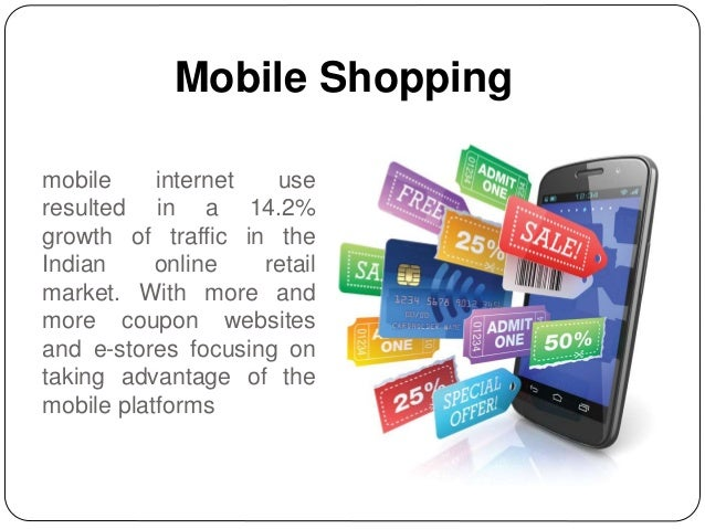 Online coupon industry in india for Discount mobili on line