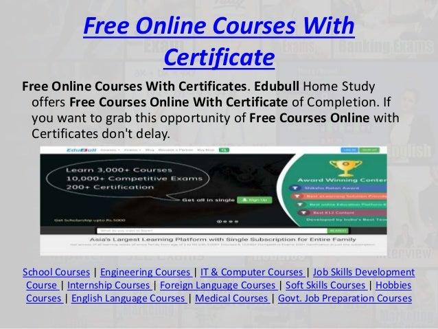 Online Courses Online Classes Online Education Free