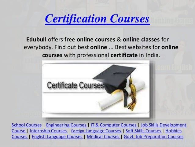 Online Courses | Online Classes | Online Education | Free Courses
