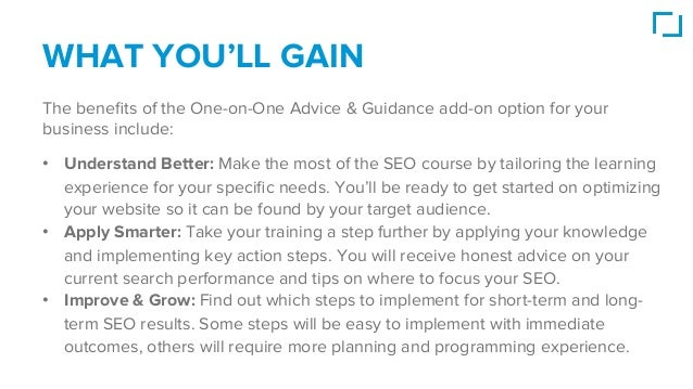 Online Course Seo For Travel Marketing