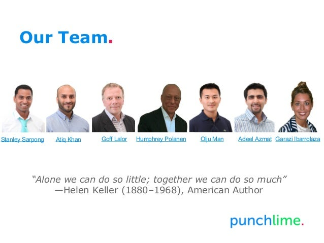 Online Customer Acquisition Formula Bringing You to the Next Level - Search 25 - Punchlime Slide 3