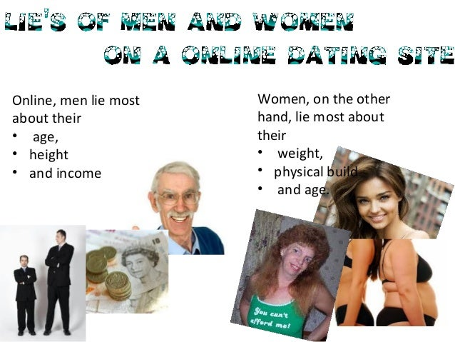 Online dating is safe or risky presentation