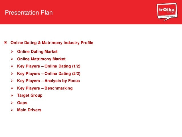 Online Dating and Matrimony - Industry Profile slideshare - 웹