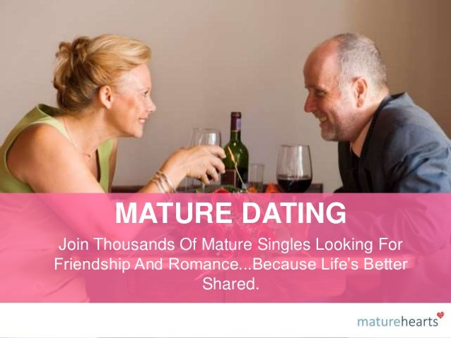 Dating sites for over 40s
