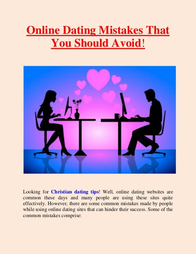 Online dating sites to avoid