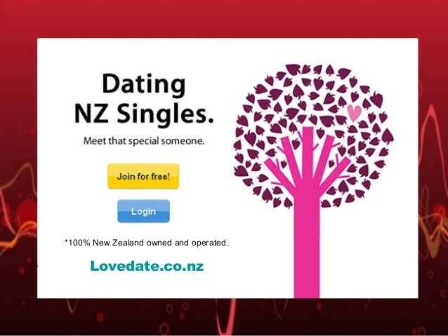 100 free dating new zealand