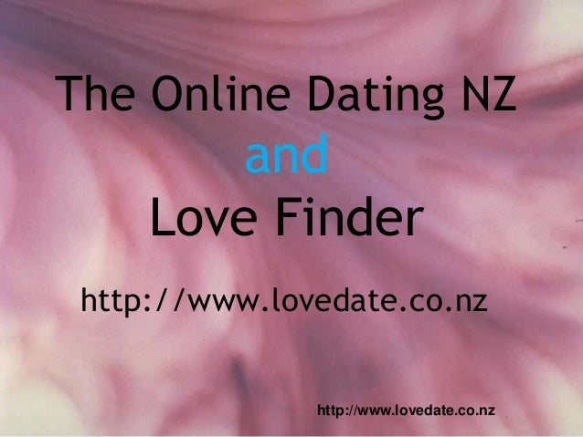 Online-Dating in nz