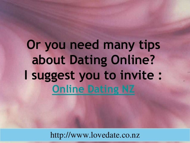 online dating finding the right person