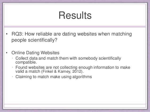 How to use the dating sites