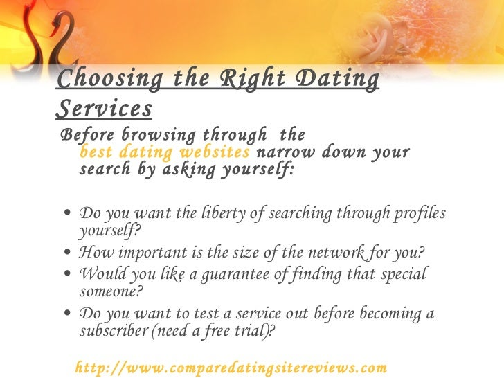 Free browsing dating sites