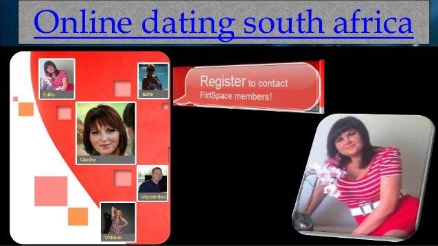 Online-dating in südafrika
