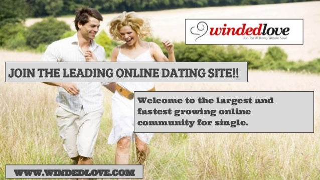 largest online dating community