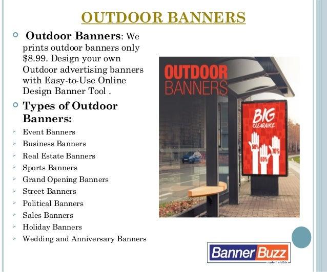 Online Design Custom Vinyl Banners  Signs BannerBuzz - Vinyl banners design